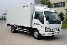 五十铃牌NKR77LLNACJAX型厢式货车图片