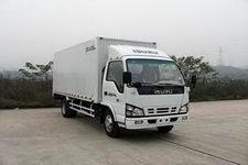 五十铃牌NKR77PLNACJAX1型厢式货车图片