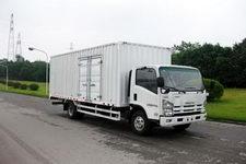 庆铃国三单桥厢式货车175马力5吨以下(QL5090XTLAR)