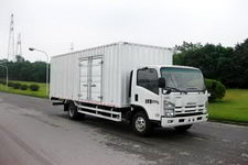 庆铃国三单桥厢式货车175马力5吨以下(QL5100XTMAR)