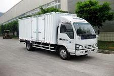 五十铃牌NKR77PLPACJAX型厢式货车图片