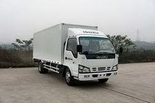 五十铃牌NKR77PLPACJAX1型厢式货车图片