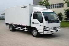 五十铃牌NKR77LLEACJAX1型厢式货车图片