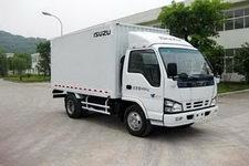 五十铃牌NKR77GLEACJAX型厢式货车图片