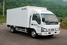 五十铃牌NKR77LLEACJAX型厢式货车图片