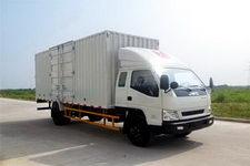 江铃汽车国三单桥厢式运输车156马力5吨以下(JX5090XXYXPRC2)