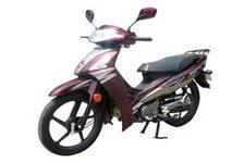 建设牌JS110-9E型两轮摩托车