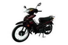 建设牌JS110-9C型两轮摩托车