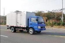 飞碟牌FD5042XXYD10K型厢式运输车图片