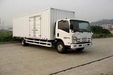 庆铃国三单桥厢式货车175马力5吨以下(QL5100XTPARJ)