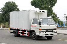 江鈴新順達4.2米冷藏車 蔬菜冷藏運輸車價格 冷藏車廠家推薦