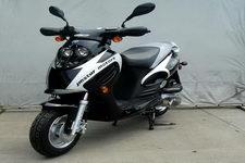 杰士达牌JSD125T-22A型两轮摩托车