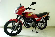 松铃牌SL125-3E型两轮摩托车