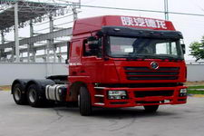 陕汽后双桥,后八轮牵引车336马力(SX4257NR324Z)