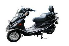 雄风牌XF125T-6D型两轮摩托车