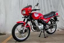 华夏牌HX125-3D型两轮摩托车