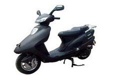 山崎牌SAQ125T-C型两轮摩托车图片