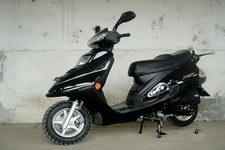 华夏牌HX125T-2D型两轮摩托车