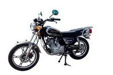 山崎牌SAQ125-2BC型两轮摩托车图片