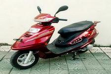 天禧牌TX125T-2型两轮摩托车图片