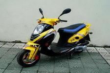 天禧牌TX125T-4型两轮摩托车图片