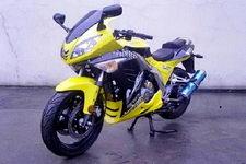 南爵牌NJ150-7A型两轮摩托车图片