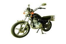 天禧牌TX125-5型两轮摩托车图片