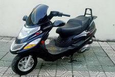 天禧牌TX125T-7型两轮摩托车图片