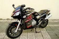 天禧牌TX150-3型两轮摩托车图片