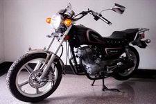 天马牌TM125-6E型两轮摩托车