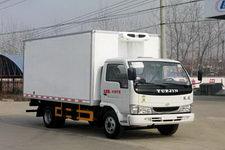 东风凯瑞4.2米冷藏车