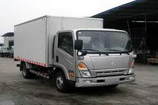 长安跨越国四单桥厢式运输车95-102马力5吨以下(SC5050XXYEFD41)