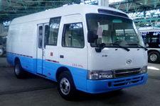 春洲牌JNQ5041XXYXK41型厢式运输车