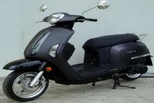 佛斯弟牌FT125T-11C型两轮摩托车图片