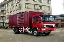 重汽豪曼国三单桥厢式运输车140-160马力5-10吨(ZZ5168XXYF19CB0)