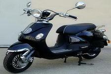 佛斯弟牌FT125T-16C型两轮摩托车图片