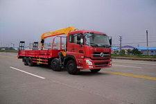 HCQ5310JSQDL3型华通牌随车起重运输车图片