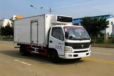 桂通牌NG5040XLC型冷藏车