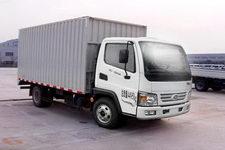 开瑞绿卡国三单桥厢式运输车110-124马力5吨以下(SQR5043XXYH16D)