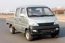 长安国四微型两用燃料货车56马力0吨(SC1026SCNG)