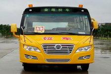 金旅牌XML6721J13YXC型幼儿专用校车图片3