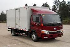 青怡牌AQK5040XXYD型厢式运输车