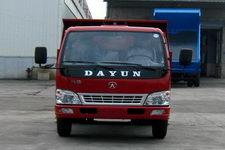 大运牌CGC4010D2型自卸低速货车图片