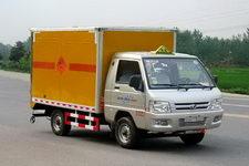 虹宇牌HYS5030XQY型爆破器材运输车图片