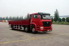 豪瀚国三前四后四货车280马力15吨(ZZ1255M56C3C1)