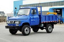 英田牌YT1710CDS型自卸低速货车图片