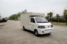 达福迪JAX5020XSHBEVF120LB15M3X1型纯电动售货车