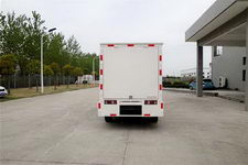 达福迪牌JAX5020XSHBEVF120LB15M3X1型纯电动售货车图片2