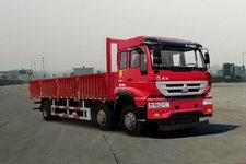 黄河国四前四后四货车184马力16吨(ZZ1254G42C6D1)