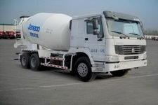 建友牌SDX5259GJBHO型混凝土搅拌运输车